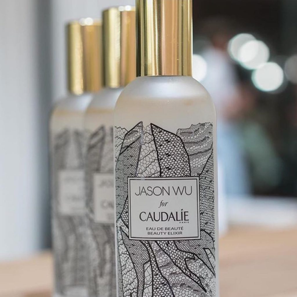 Nova Beauty Elixir Edição Limitada, desenhada por Jason Wu para a Caudalie #caudalie #jasonwu #edicaolimitada #farmacialusitana #viladoconde